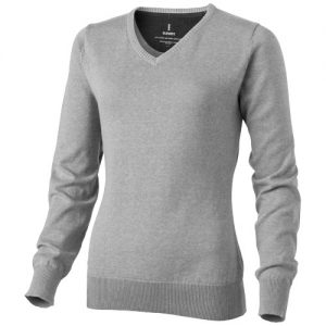 Stickad Pullover - Elevate Spruce