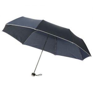 "Balmain Paraply 3-sektions 21,5"""