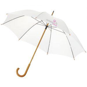 """23"""" Klassiskt paraply med träkrycka"""