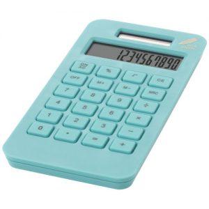 Summa Miniräknare tillverkad i majsplast