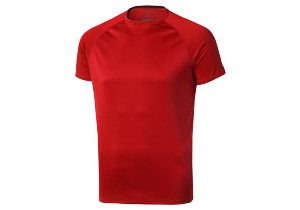 Elevate Niagara Funktions T-Shirt Herr / Unisex