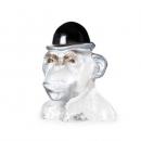 Målerås Glasbruk 34169 Monkey Business Seriously – Bild från sidan – THreklam.se