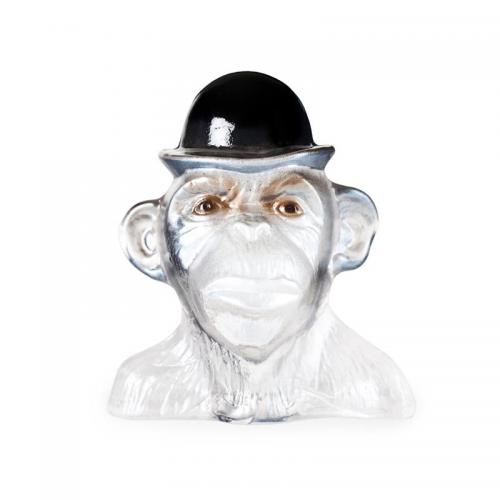 Målerås Glasbruk 34169 Monkey Business Seriously – Design Ludwig Löfgren – THreklam.se