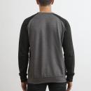 AWDis Baseball Sweat – Sweatshirt med tryck – Katalogbild 4 – THreklam.se