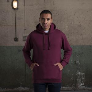 AWDis JH002 SupaSoft Hoodie - Unisex - Extra mjuk hoodie
