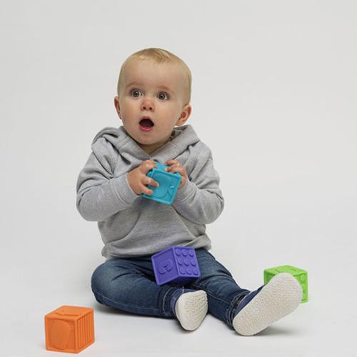 AWDis JH002B Baby SupaSoft Hoodie – Baby – Katalogbild – THreklam.se