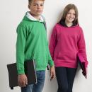 AWDis JH003J Kids Varsity Hoodie – Barn – Katalogbild 3 – THreklam.se