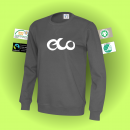 CottoVer Crew Neck Ekologisk Sweatshirt